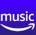 amazon music podcasts logo